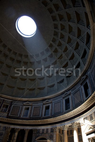 pantheon of Agripa in Rome Stock photo © Studiotrebuchet
