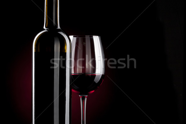 бутылку испанский известный стекла Сток-фото © Studiotrebuchet