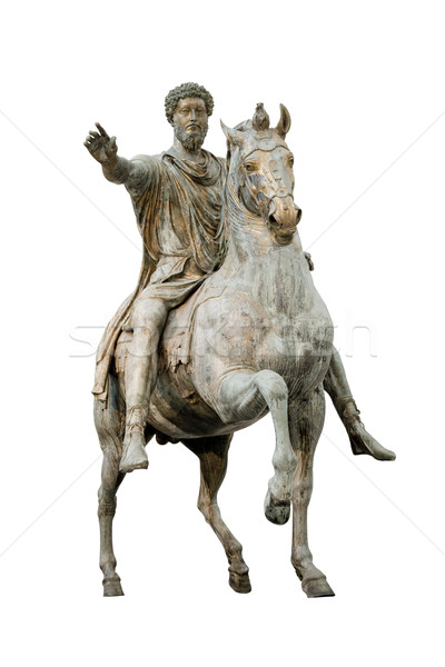 constantine emperor isolated Stock photo © Studiotrebuchet