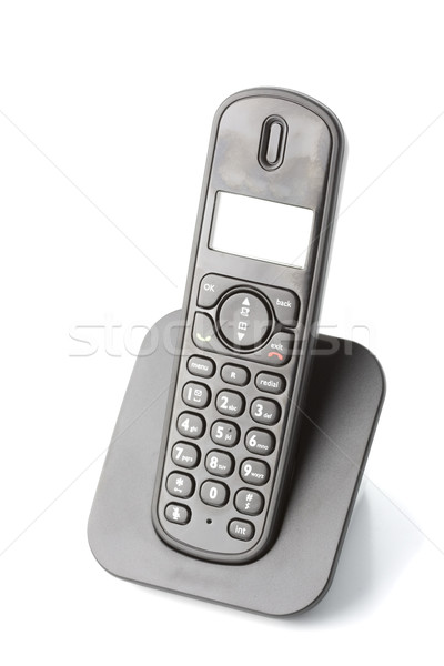 isolated phone Stock photo © Studiotrebuchet