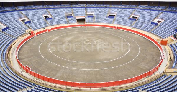 bullring arena Stock photo © Studiotrebuchet