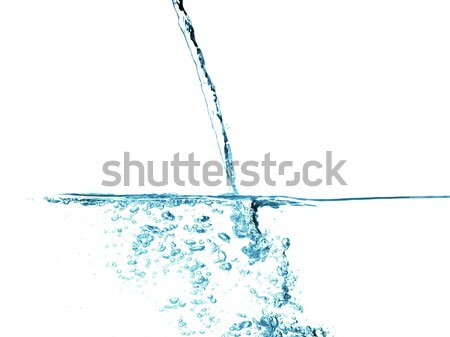 abstract water Stock photo © Studiotrebuchet