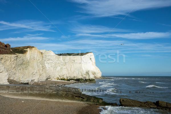 Splash Point in Sussex Stock photo © suerob