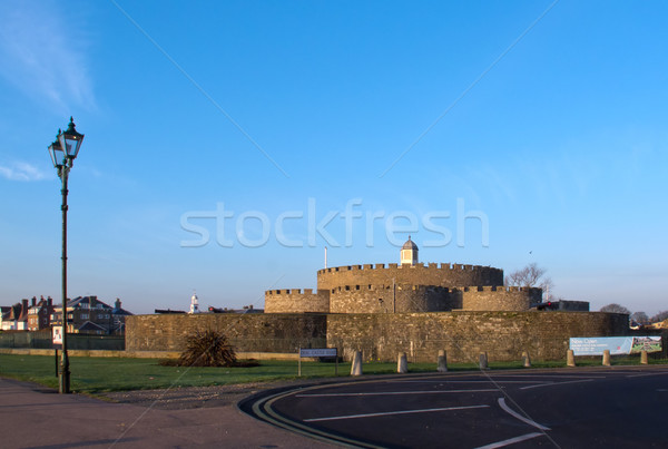 Deal Castle Stock photo © suerob