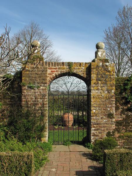 Arched Gate Stock photo © suerob