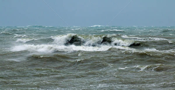 Breaking Waves Stock photo © suerob