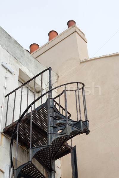 Fire Escape Stock photo © suerob