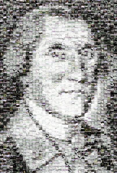 George Washington Stock photo © Suljo