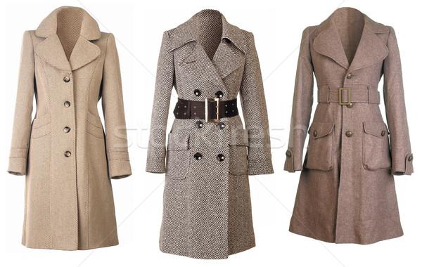 Coats Stock photo © Suljo