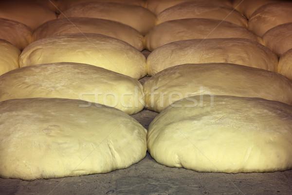 伝統的に パン 生 伝統的な オーブン ストックフォト © Suljo
