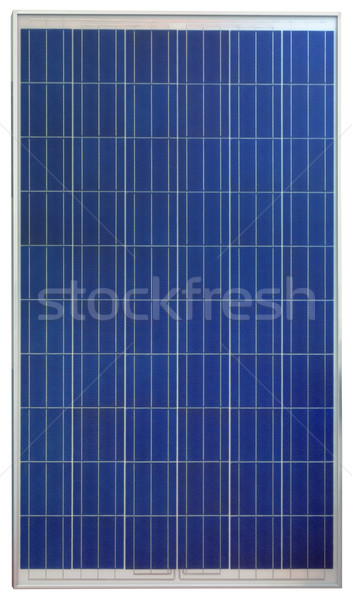 Solar Cell Cutout Stock photo © Suljo