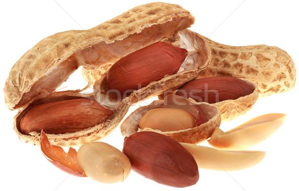 Peanuts Cutout Stock photo © Suljo