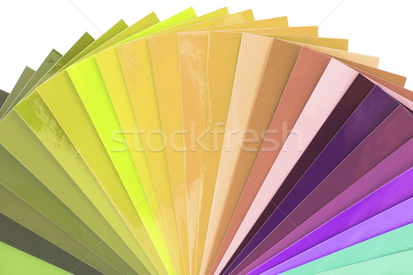Warm Color Tones Stock photo © Suljo