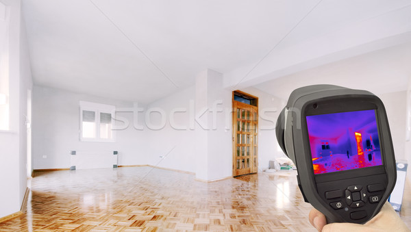 Thermal Insulation of the Home Stock photo © Suljo
