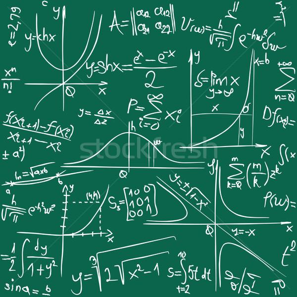 Math texture istruzione segno scienza Foto d'archivio © Suljo