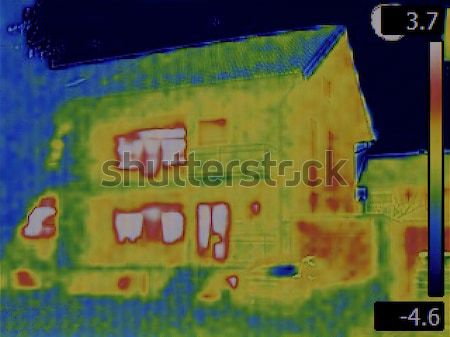 House Thermogram Stock photo © Suljo