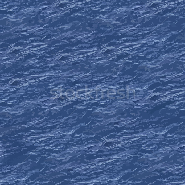 морем бесшовный текстуры поверхность воды Сток-фото © Suljo