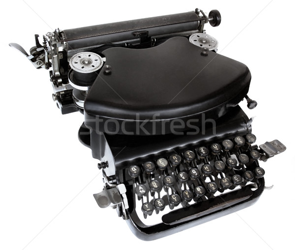 Typewriter Stock photo © Suljo