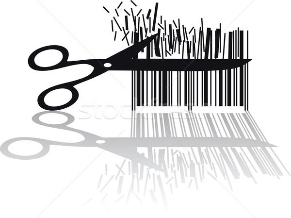 Price cutters Stock photo © Suljo
