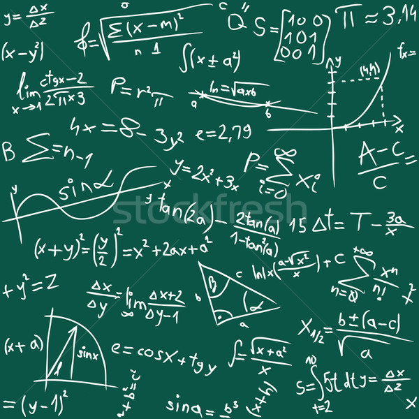Math background Stock photo © Suljo