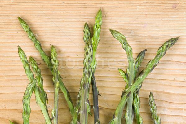 Asparagus Bouquet Stock photo © Suljo