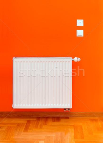 Radiator heater Stock photo © Suljo