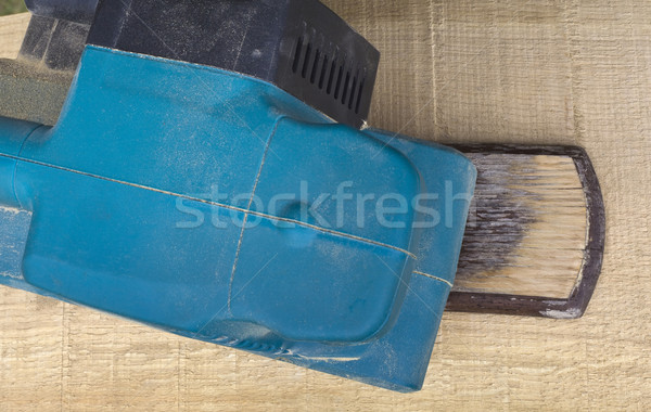 Wood Sander Tool Stock photo © Suljo