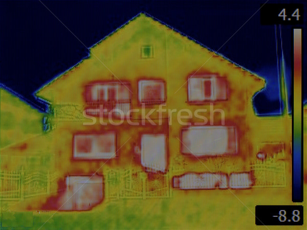 Thermal Imaging Stock photo © Suljo