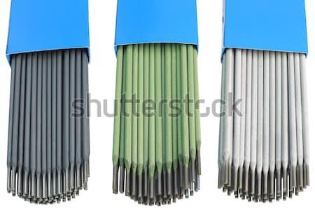 Welding Rods Stock photo © Suljo