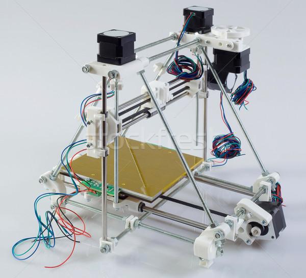 3D Printer Prototype Stock photo © Suljo