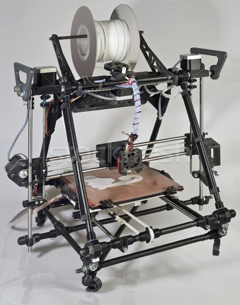 3D Printer Model Stock photo © Suljo