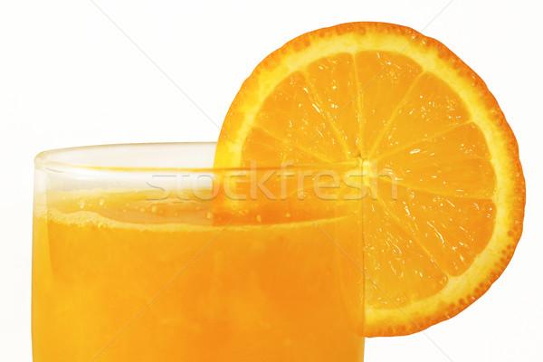 Juice glass Stock photo © Suljo