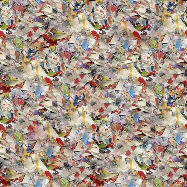 Shredded Paper Seamless Stock photo © Suljo