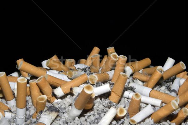 Stock photo: Cigarettes