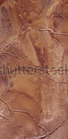 Artificial Martian Terrain Stock photo © Suljo