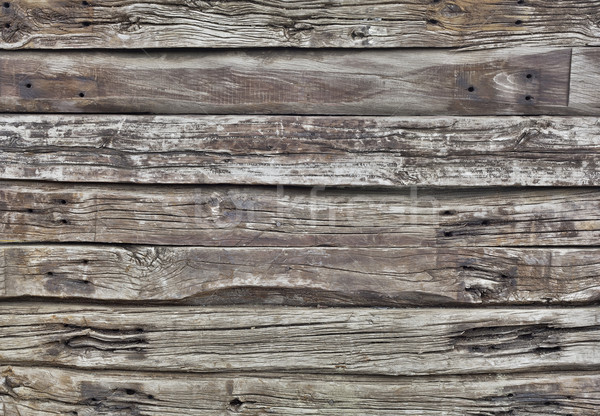 Weathered Wooden Background Stock photo © Suljo