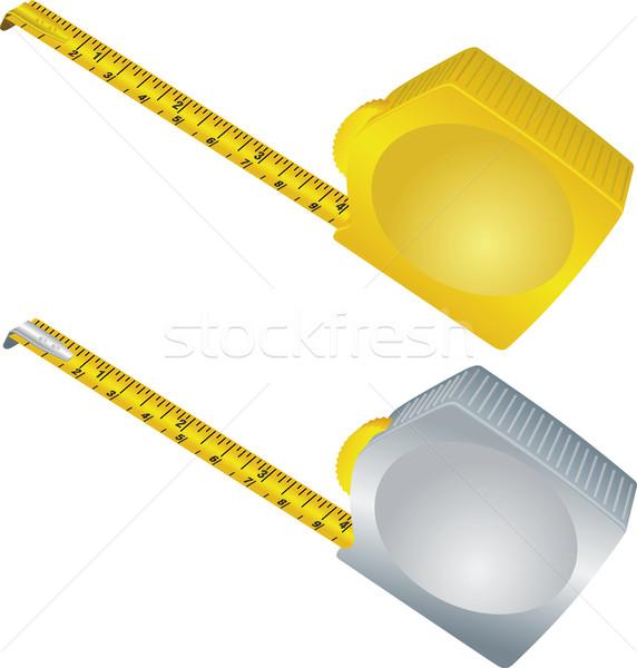 Measure meters Stock photo © Suljo