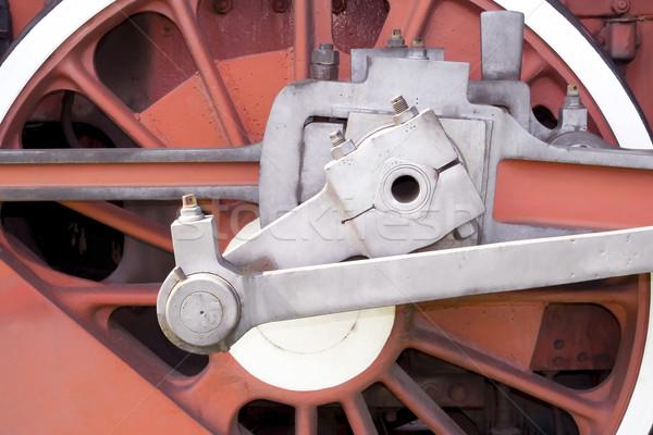 Mechanism Stock photo © Suljo