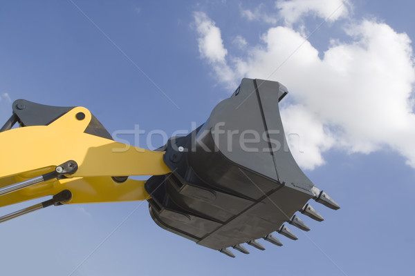 Bulldozer Bucket Stock photo © Suljo
