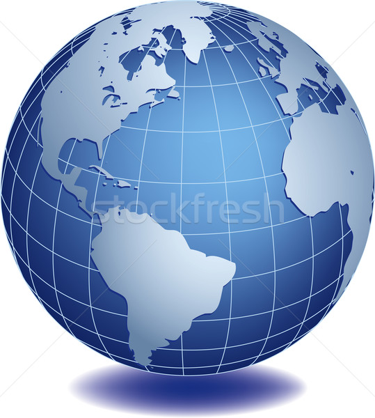 Globe Stock photo © Suljo