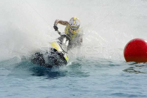Jet-Ski Stock photo © Suljo