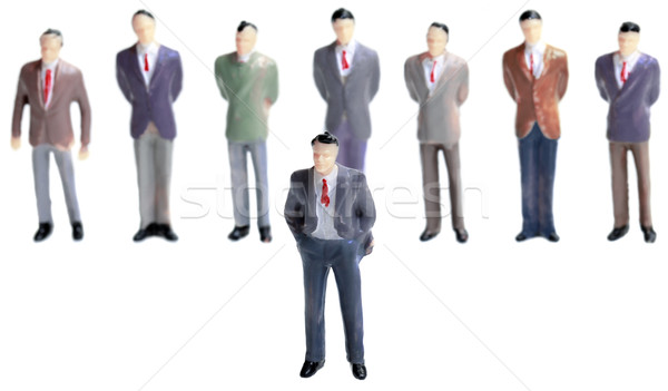Bussines Management Hierarchy Stock photo © Suljo