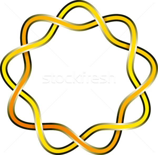 Infinite Celtic Knot  Stock photo © Suljo