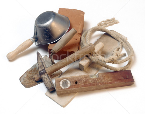 Tools Stock photo © Suljo