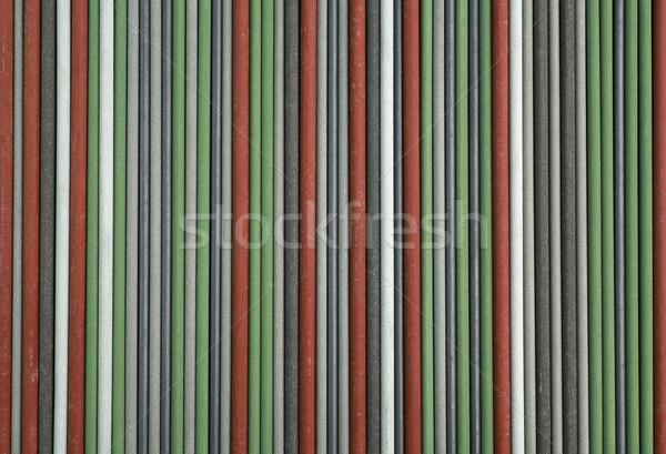 Saldatura colorato sfondo elettrici professionali ferro Foto d'archivio © Suljo