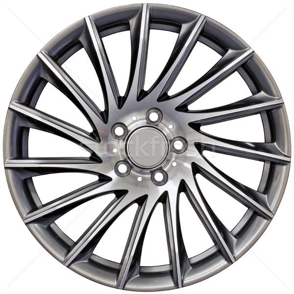 Foto stock: Alumínio · corrida · roda · luz · esportes · carro