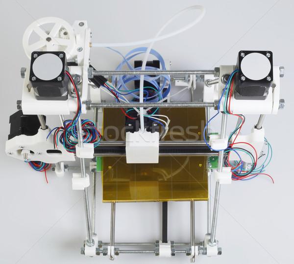3D Printer Stock photo © Suljo