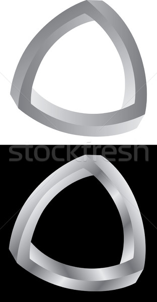 Triangle Stock photo © Suljo