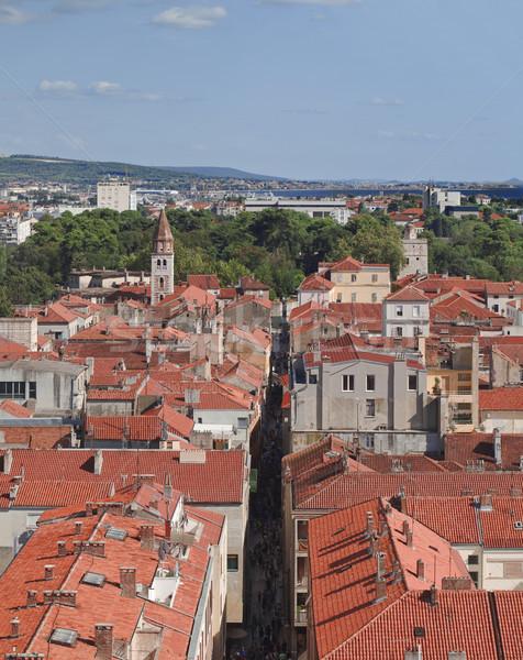 Old Croatian Town Zadar Stock photo © Suljo