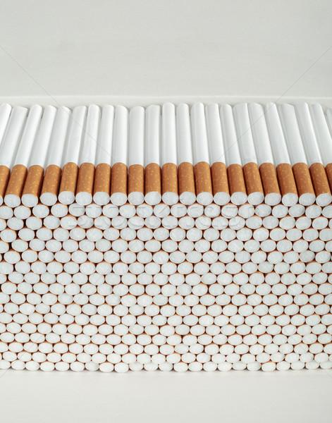 сигареты большой текстуры группа нездоровый Сток-фото © Suljo